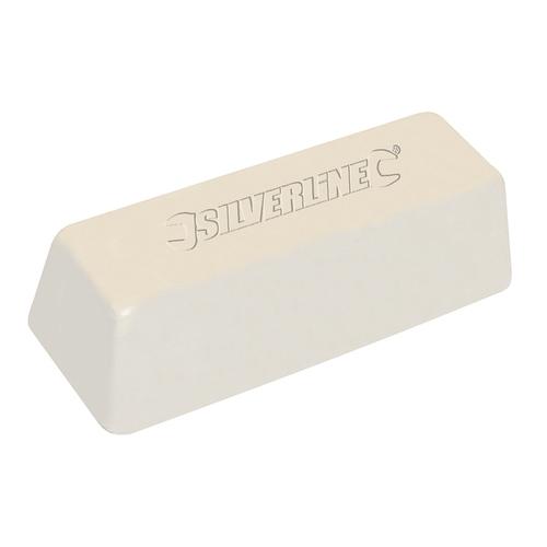 Silverline Polishing Compound 500g – Fine White