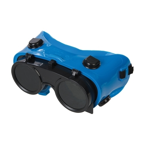 Silverline Clear polycarbonate Welding Goggles