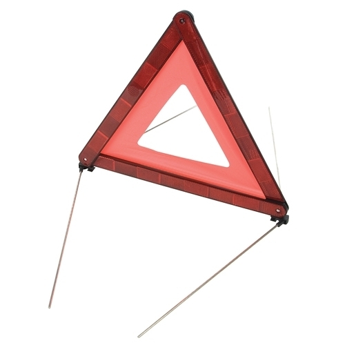 Silverline Reflective Road Safety Triangle