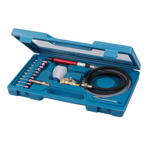 Silverline Air Micro Grinder Kit