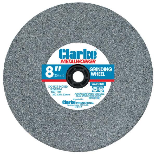 Clarke 8″ (200mm) Coarse Grinding Wheel
