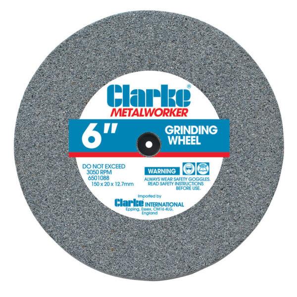 Clarke 6″ (150mm) Medium Grinding Wheel