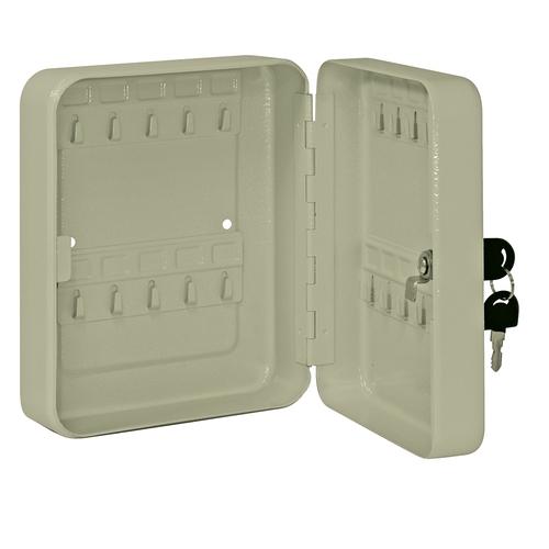Silverline Lockable 20-Key Cabinet Keyed
