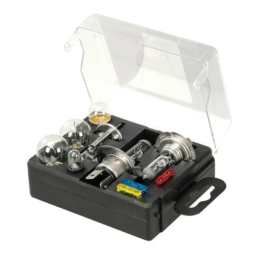 Silverline Universal Emergency Bulb Kit 10pce