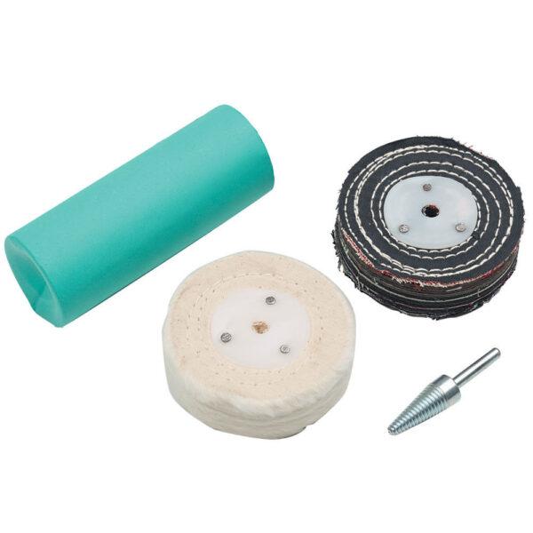 Clarke CBK100C 4″ Polishing Kit