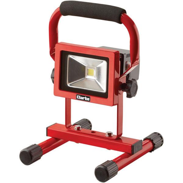 Clarke 10W COB LED Rechargeable Work Light