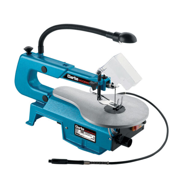 Clarke CSS400C 16″ Variable Speed Scroll Saw