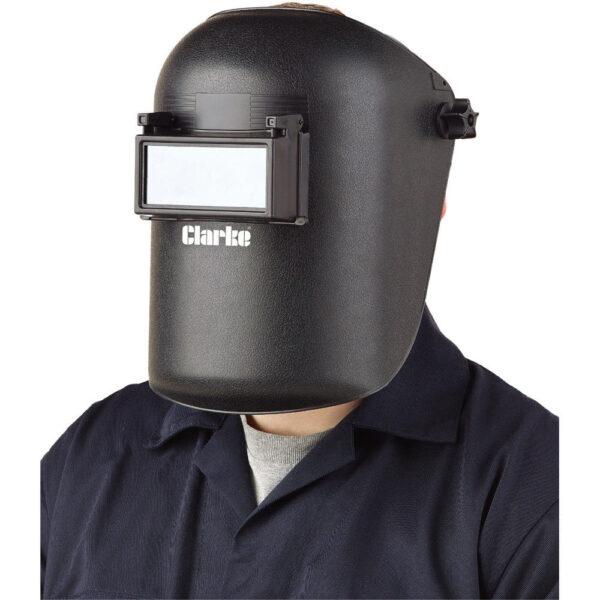 Clarke HSF1 Fixed Shade Welding Headshield