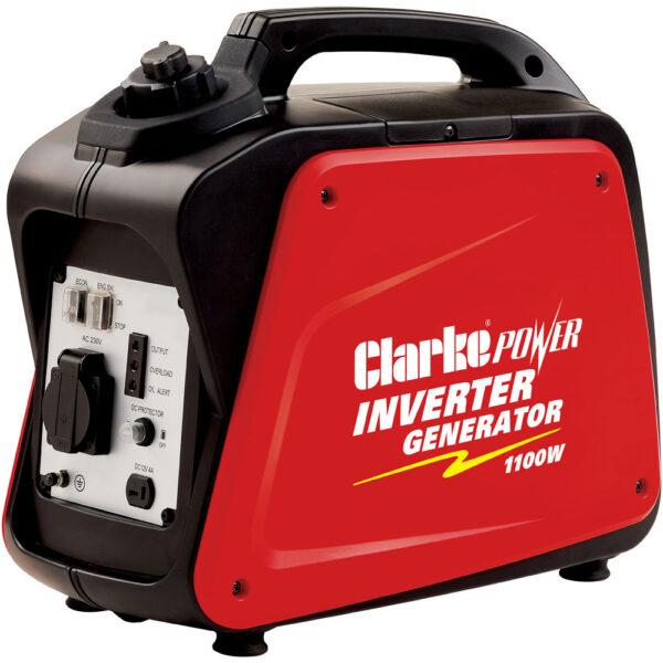 Clarke IG1200B 1.1kW Inverter Generator
