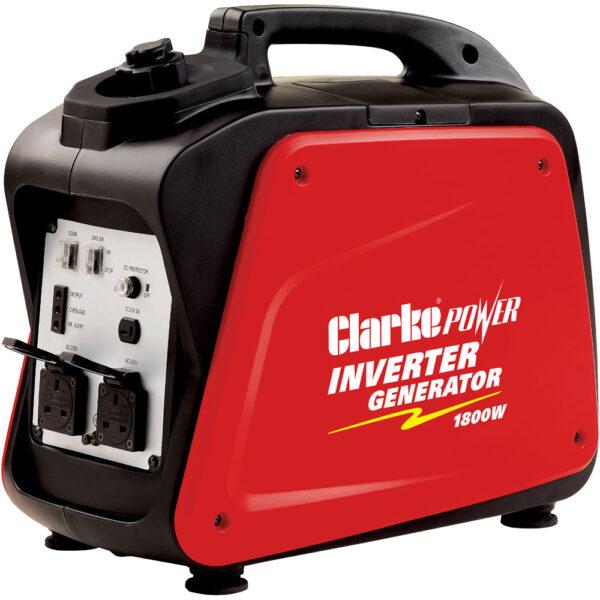 Clarke IG2000B 1.8kW Inverter Generator