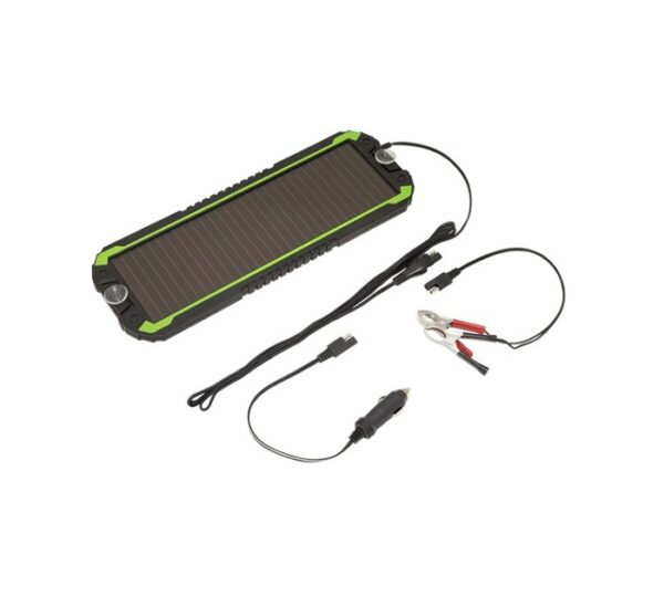 Sealey 12V/1.5W Solar Power Panel for maintaing battery charge