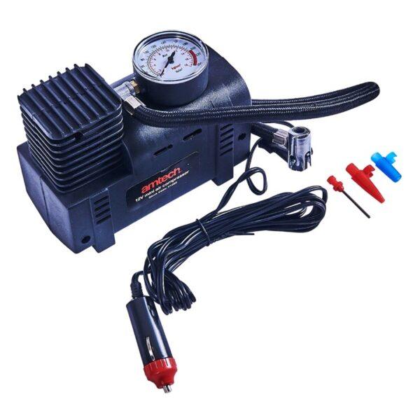 Am-Tech 12V Mini Air Compressor